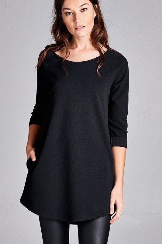 Cherish tunic top dress