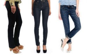 Designer name brand jeans